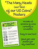 """The Many Heads (and Tails) of our US Coins"" Posters"