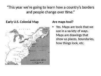 The Many Maps of the U.S.