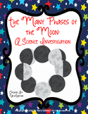 The Many Phases of the Moon: A Science Investigation Grades 1-3