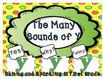 The Many Sounds of Y
