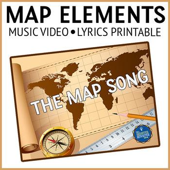 Map Skills Song