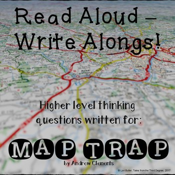 The Map Trap Read Aloud Write Along