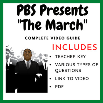 The March On Washington - Complete Video Guide
