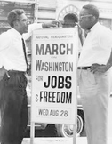The March on Washington - the march, the dream, the promis