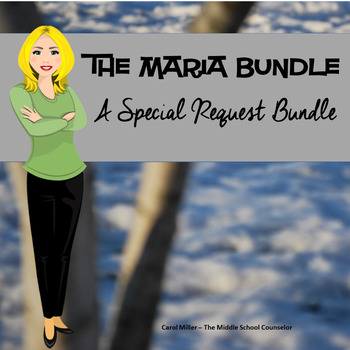 The Maria Bundle - A Special Request Counseling Bundle