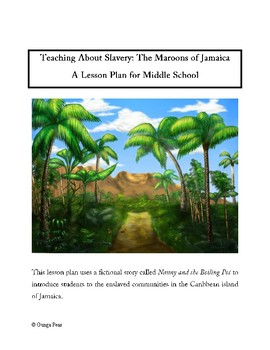 The Maroons of Jamaica - Literature Circle