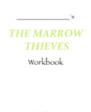 The Marrow Thieves by Cherie Dimaline: BIG Novel Workbook
