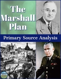The Marshall Plan Primary Source Analysis