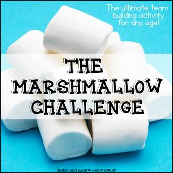 The Marshmallow Challenge Activity