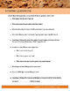 The Martian (2015) Guided Viewing (Movie Guide) Worksheet