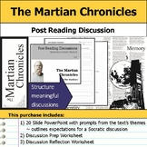 The Martian Chronicles - Socratic Method - Post Reading Discussions