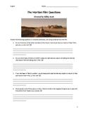 The Martian Film Questions