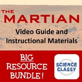The Martian Movie - Science Viewing Guide and Lesson Plan Bundle
