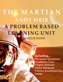 The Martian -Problem Based Learning Novel Unit (Common Core Aligned)