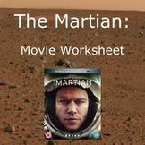 The Martian Video Worksheet