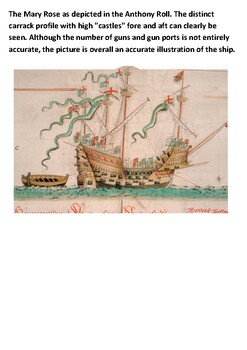The Mary Rose Handout