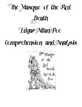 The Masque of the Red Death Comprehension and Analysis