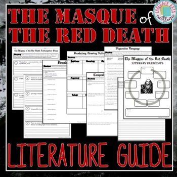 The Masque of the Red Death Literature Guide