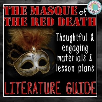The Masque Of The Red Death Literature Guide By Language Arts Excellence