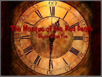 """The Masque of the Red Death"": Pre-reading Powerpoint and Questions"