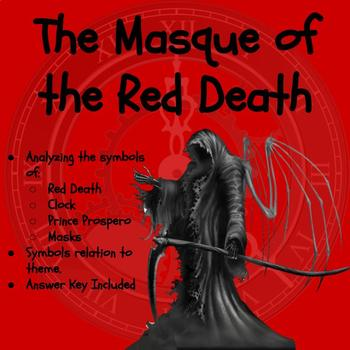 The Masque of the Red Death Symbol to Theme Analysis