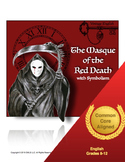 The Masque of the Red Death Complete Common Core Unit with Symbolism