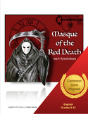 The Masque of the Red Death Mini-Unit with Symbolism