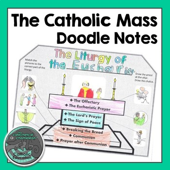 The Mass - Doodle Notes