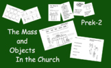 The Mass and Objects in The Church for Primary Grades