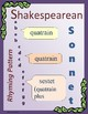 THE MASTER SPEED  by Robert Frost - Sonnet Study and Posters
