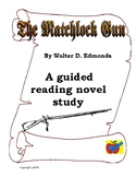 The Matchlock Gun guided reading novel study