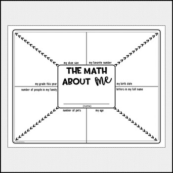 The Math About Me!