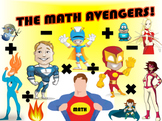 The Math Avengers