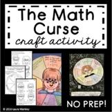 The Math Curse Craft Activity