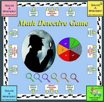 The Math Detective Game