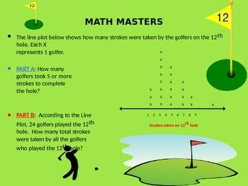 The Math Masters Challenge