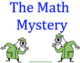 The Math Mystery