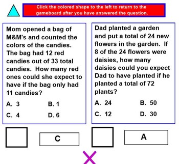 The Math Path Game