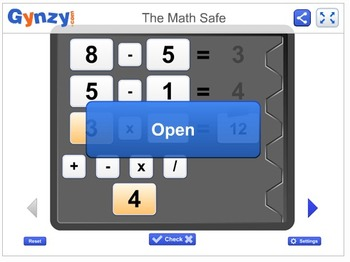 The Math Safe