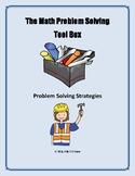 The Math Problem Solving Tool Box