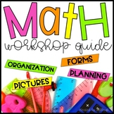 The Math Workshop Guide