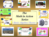 The Math in Action Series: Basic Algebra Theory