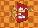 The Math is Right - End of the Year Math Review Game