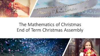 The Mathematics of Christmas Assembly