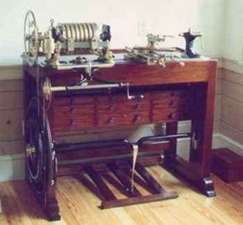 The Mathematics of Woodturning Extension: The Rose Engine