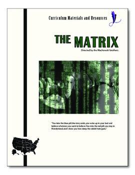 """The Matrix"" editable, AP Style Passage Test, Essay Prompt"
