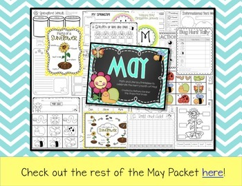 The May Packet {Freebie Pages!}