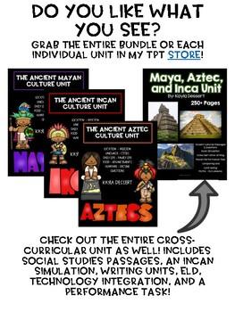 The Maya: A Cultural Unit