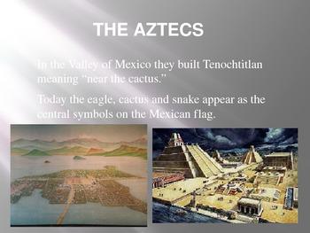 The Maya, Inca, Aztecs PPT