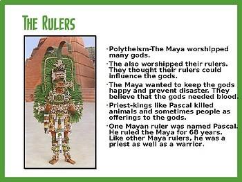 The Maya Powerpoint